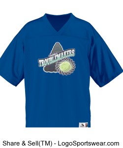Tribble Jersey Design Zoom